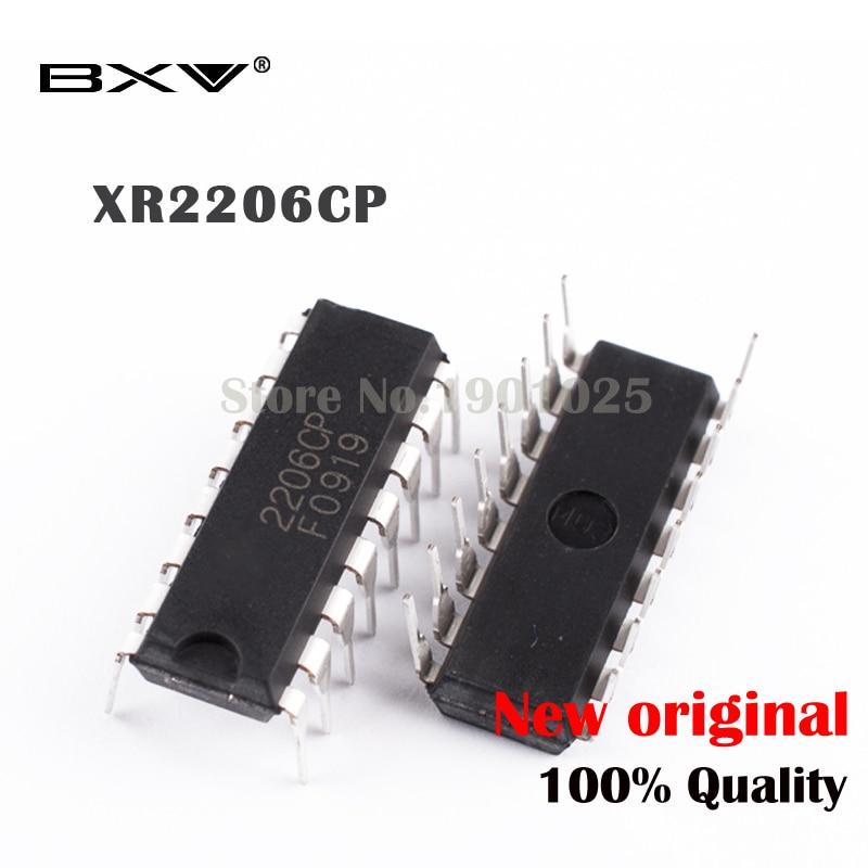 1PCS XR2206CP XR2206 DIP16 DIP 2206CP New Original In Stock