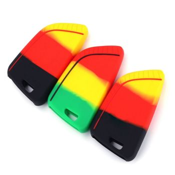 Three-color key cover suitable for BMW Blade 1 Series 2 Series X1X2M5 X5M X6M key protection cover key bag image