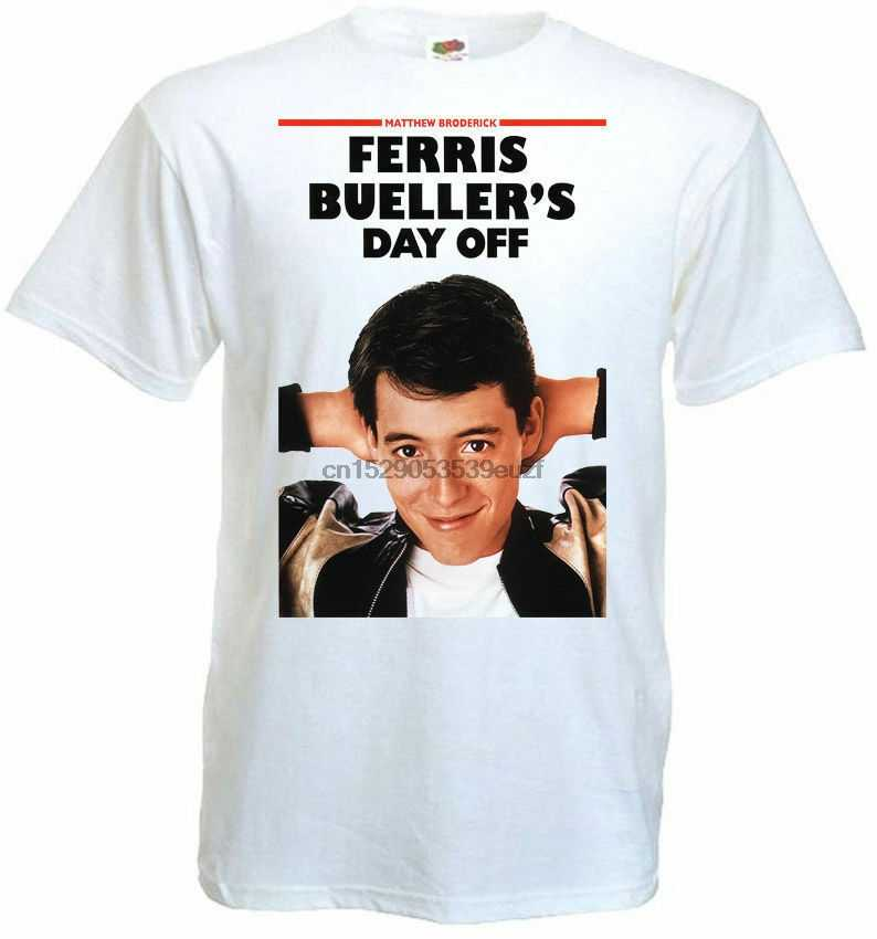 Ferris Bueller Hari V.2 T-Shirt Poster Semua Ukuran S...5Xl