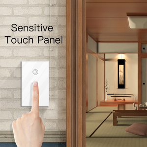 Image 5 - NEO COOLCAM Smart Home Z welle Plus Wand Licht Schalter US Typ UNS 908,4 MHz Z Welle Wireless Smart Remote control