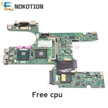 NOKOTION для материнской платы ноутбука hp 6530B 6730B 486248-001 6050a22901-mb-a03 материнская плата DDR2 Бесплатный процессор