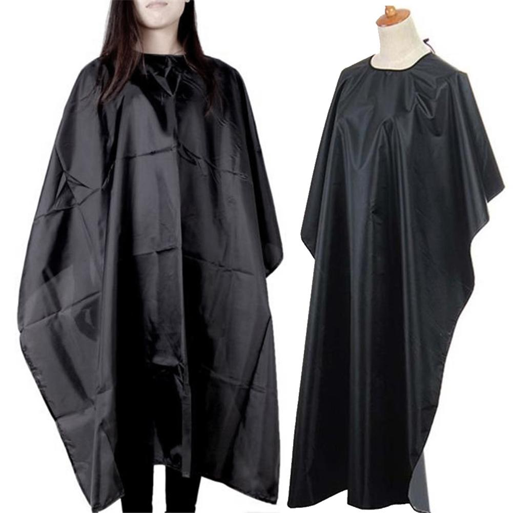 Hot Adults Anti-static Waterproof Hairdressing Cloth Hair Cutting Gown Cape Apron