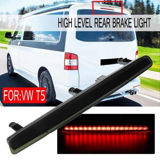 Car Led Third Brake Light High Rear Brake Light Stop Lamp Brake Light For-Vw Transporter Multivan Caravelle T5