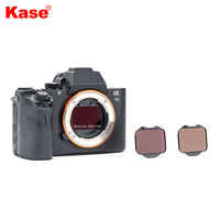 Kase Built in MCUV / ND / Neutral Night Filter For Sony A7 Series / A7R Series / A7S Series / A9 Series Camera ( Single Filter )