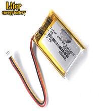 MODEL 582535 SP5 3.7V 600mAh akumulator do tachografu papago F300 F200 F210 QStar A5 DVR 602535 parkcity 710