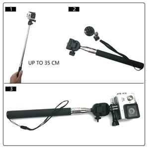 Image 4 - อุปกรณ์เสริมขาตั้งกล้อง Monopod Floating bobber หัวนาฬิกาข้อมือสำหรับ GoPro HERO 7 6 5 Xiaomi Yi 4K SJCAM