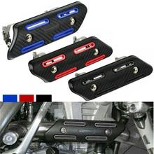 Motorcycle Exhaust Protector Heel-Guard Heat-Shield CRF450RX Honda Pipe Silencer-Tube