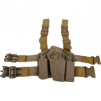 Beretta 92/96 Tactical Pistol Holster Hunting Airsoft Thigh Leg Holster Right Hand Gun Case Army Military Shooting Gun Holster 3