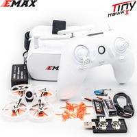 EMAX Tinyhawk II 75mm 1-2S Whoop FPV Racing Drone RTF / BNF FrSky D8 Runcam Nano2 cam 25/ 100/200mw VTX 5A Blheli_S ESC