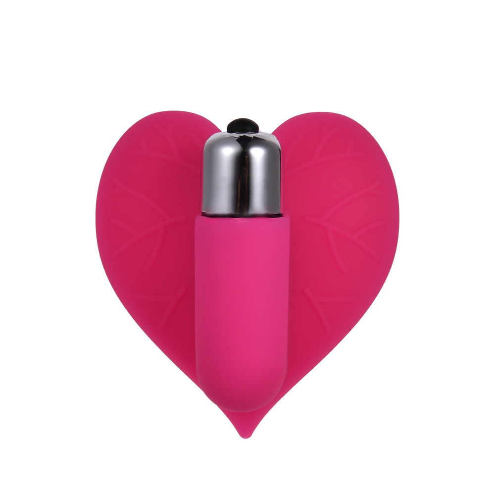 Productos para sexo Oral masajeador de próstata vibradores en forma de corazón juguetes sexuales para mujeres Clit Pump vagina silicona G- vibrador del punto