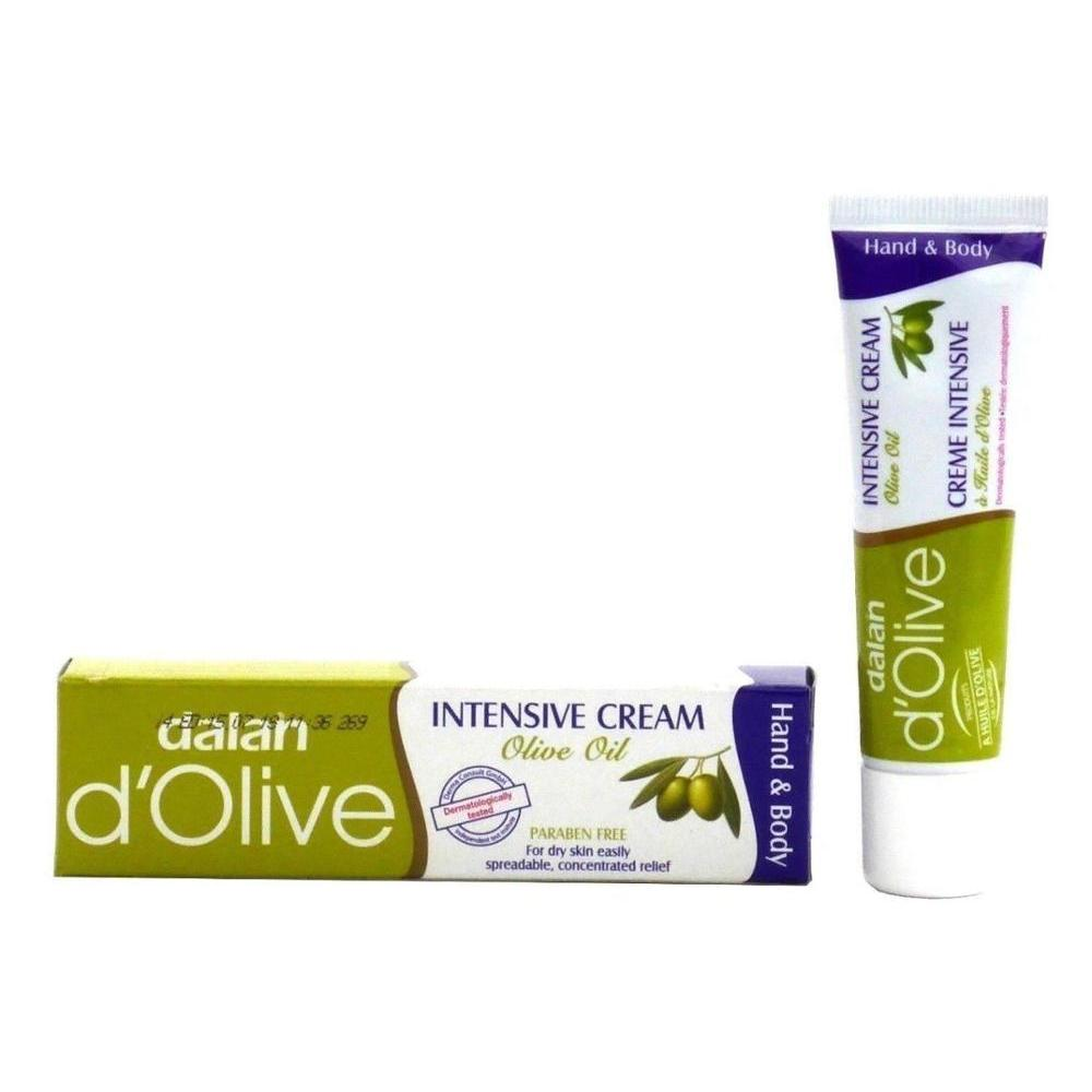 12x Dalan Olive Oil ,for Dried Skins Hand,body,face Intensive Cream, Dry Skins