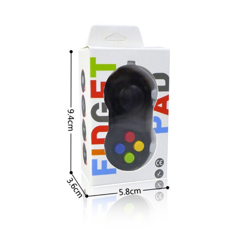 Toys Game-Handle Hand-Fidget-Pad Decompression Reliever-Stress Key Ce Mobile-Phone-Accessories img3