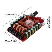 TDA7498E 2x160 واط ثنائي القناة مكبر للصوت مجلس ستيريو وحدة أمبير الطاقة دروبشيب