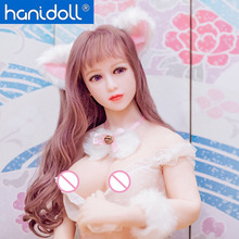 Hanidoll Silicone Sex Dolls Japanese 158cm Love Doll Metal Skeleton Full Sized Realistic Vagina Breast Masturbator TPE doll