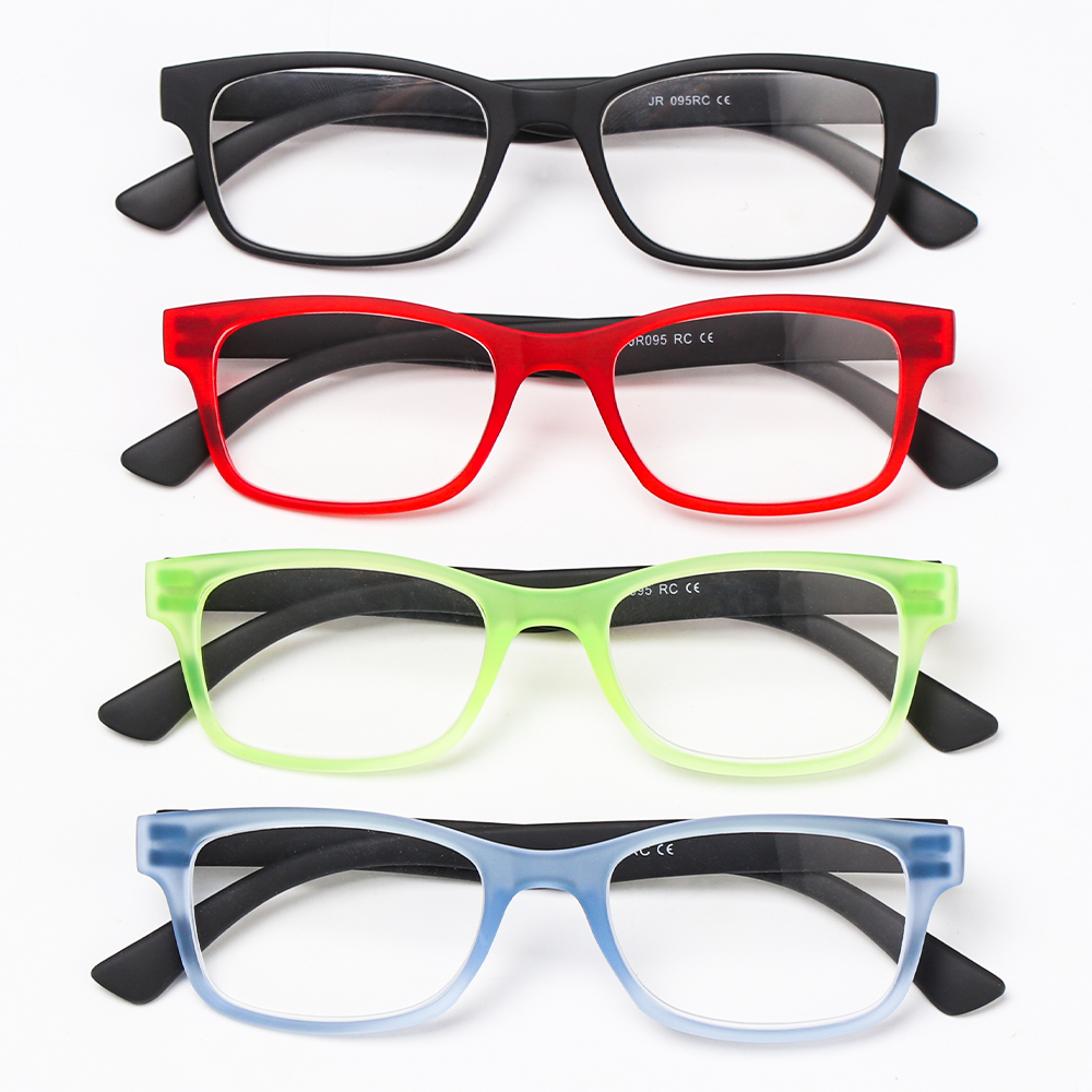 HOOH Reading Glasses Men Women Detachable Presbyopic Eyeglasses Elder Hyperopia Eyewear Optics Diopter Spectacles +1.0~+4.0