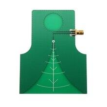 Antena direcional da transmissão da antena NEW 2.4 10.5GHz g do tem do ganho alto de 2.4 uwb