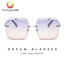 2020 anteojos de sol de moda para mujeres gafas cuadradas retro feliz diseñador de marca de lujo alta calidad UV400 gafas de sol transparentes estilo INS