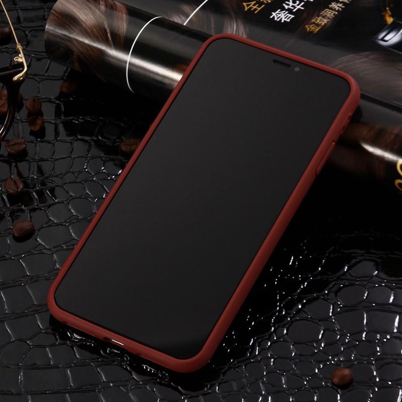 XBXCase Candy Χρώμα Θήκη για το iPhone 7 6 6S 8 Plus - Ανταλλακτικά και αξεσουάρ κινητών τηλεφώνων - Φωτογραφία 5
