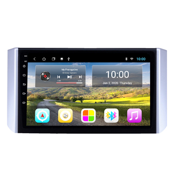 Eastereggs for Mitsubishi Xpander 2017 2018 2019 2020 2 din 9 inch 2.5D Android 8.1 Navigation GPS Multimedia Player image