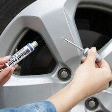 Reparação de arranhões do carro caneta de pintura à prova dwaterproof água auto cuidado removedor de arranhões manutenção marcador caneta carro estilo ferramentas de cuidados