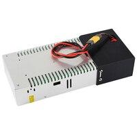 Cama quente da impressora 3d regulada interruptor de alimentação ac110/220 v dc24v 15a para Ender 3 3pro|Peças e acessórios em 3D|Computador e Escritório -