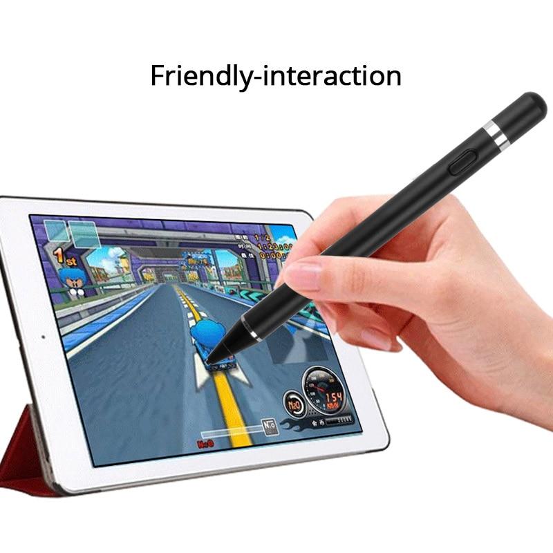 Image 5 - 精度アクティブアップル iPad プロ 11 12.9 10.5 9.7 描画容量鉛筆 Iphone Android 用と手袋タブレットタッチペン   -