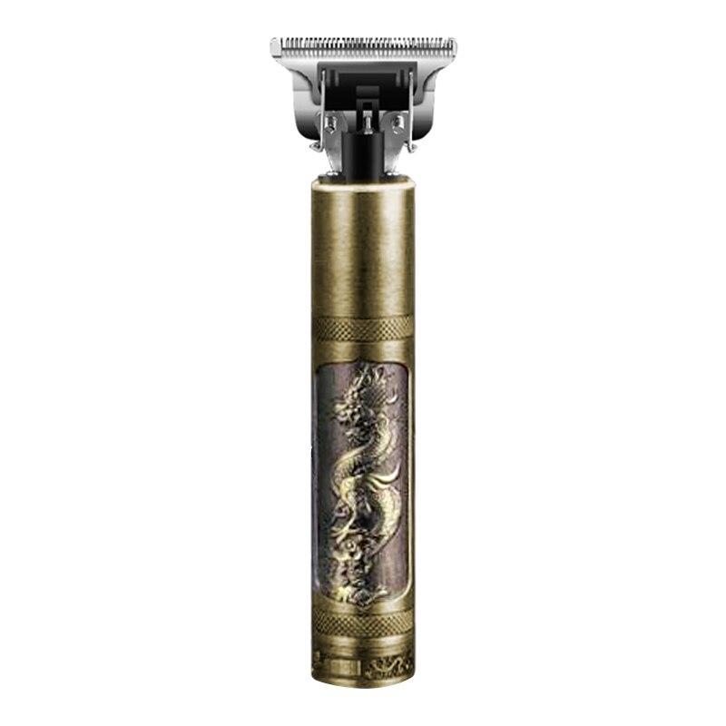 Kemei Baldheaded Hair Clipper Hair Trimmer Heavy Hitter Cordless Trimmer Men 0mm Carbon Steel Cutter Head  Hair Cutting Machine