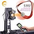 SUZ беспроводной пульт дистанционного управления робот для настольного тенниса S302 тренажер для пинг-понга автоматический теннисный мяч-маш...