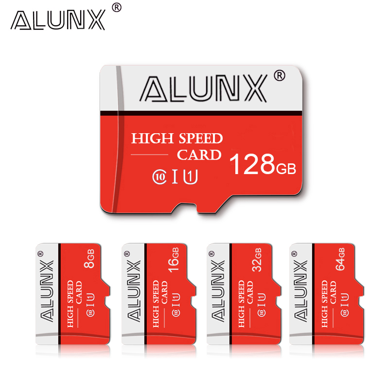 C10 Micro SD Card 8 16 32 64 128 258 GB Mini Flash Drive Memory Card 8GB 16GB 32GB 64GB 128GB Microsd TF Card Cartao De Memoria