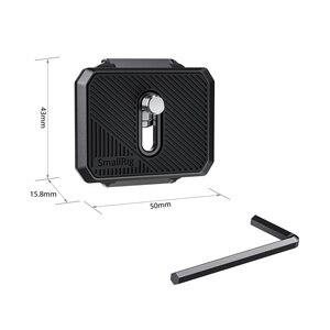 Image 4 - لوحة كاميرا صغيرة DSLR لوحة الإفراج السريع (Arca السويسري/Manfrotto RC2 style) الألومنيوم متوافق مع سلسلة سوني Rx100 2364