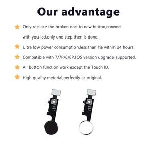 Image 5 - Đa Năng Nút Home Cho iPhone 7 7 Plus 8 8 Plus Với Tất Cả Các Chức Năng Làm Việc Mà Không Cảm Ứng ID Chức Năng Không bluetooth Không Ngắn Flex