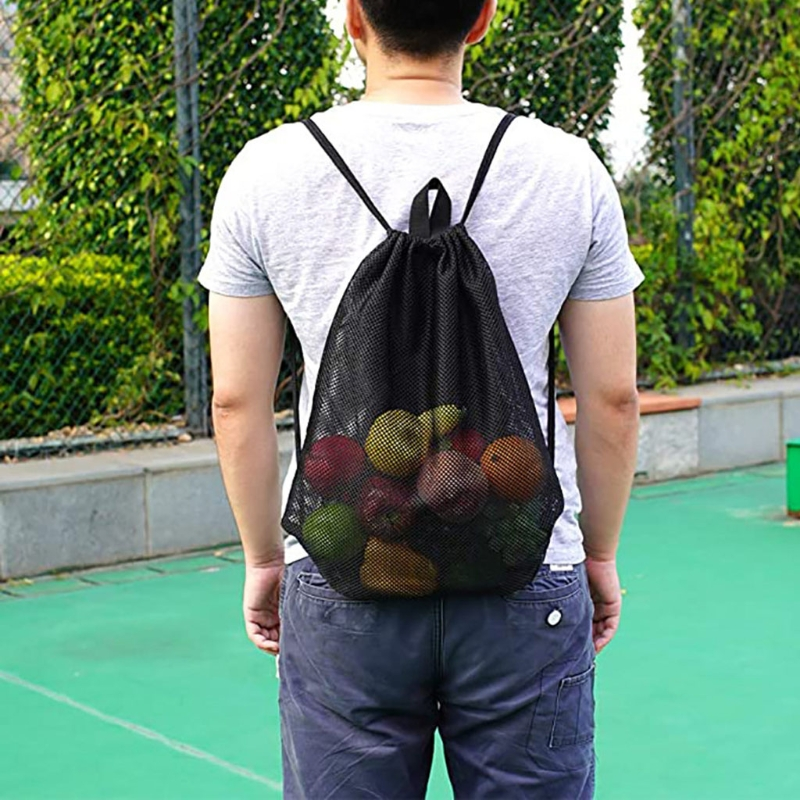 malha saco ventilado multifuncional para a bola