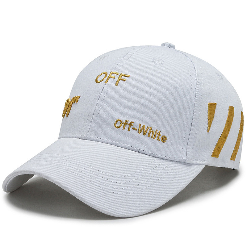 Letter Embroidery Baseball Hats For Women Men Snapback Bone Cap Hip Hop Hat Summer Breathable Sports Outdoor Bone Hats Gorras