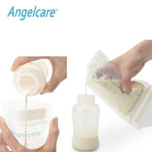 Image 4 - Bộ 50 Túi Đựng Sữa Mẹ Cho Bé Bảo Quản Thực Phẩm 250 Ml Dùng Một Lần Thiết Thực Và Tiện Lợi Sữa Mẹ Tủ Đông Túi