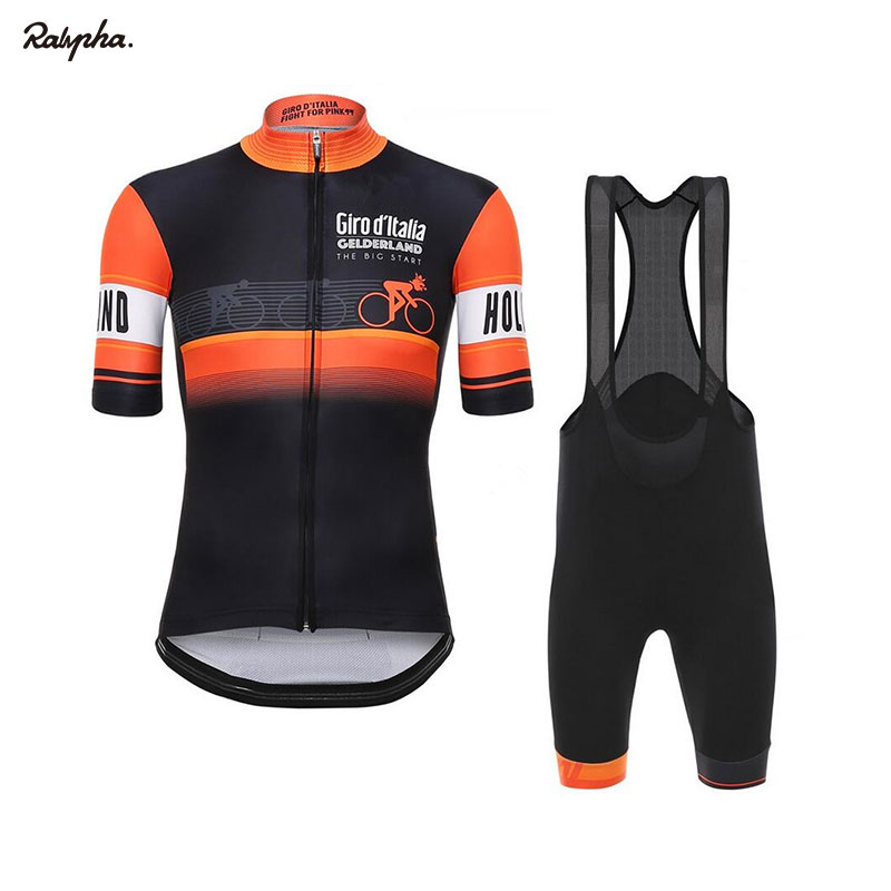 2019 new professional cycling competition jerseys mens quick-drying sportswear triathlon team jersey Ropa Ciclismo Triathlon