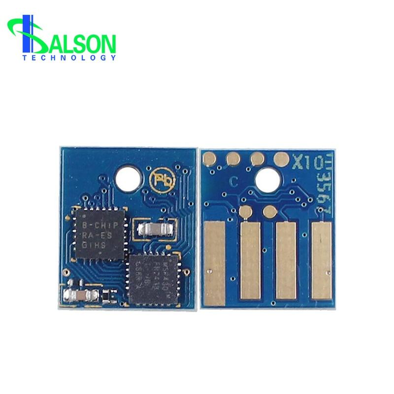 50F1000 (501) 50F1H00 (501H) 50F1X00 (501X) Toner Reset Chip ForCHIP(Blue)-Lexmark MS310 MS312 MS410 MS415 MS510 MS610