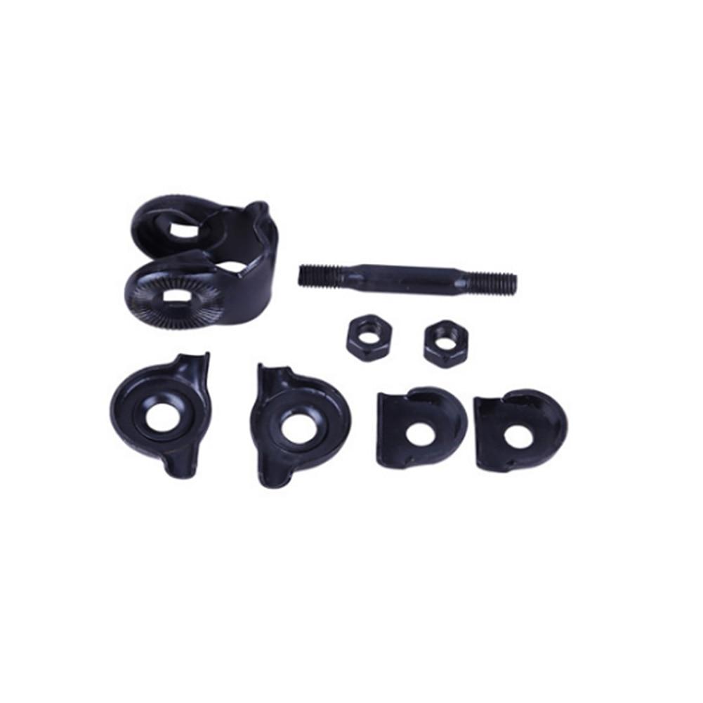 31.8mm MTB Road Bike Saddle Seat Post Clamp Non-slip Fixed Tube Clip Parts Jian