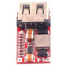 Rendement 97.5% DC-DC Step-Down Module 6-24V12V24V om 5V3A Auto USB Telefoon Oplader Auto Step-Down Module(China)
