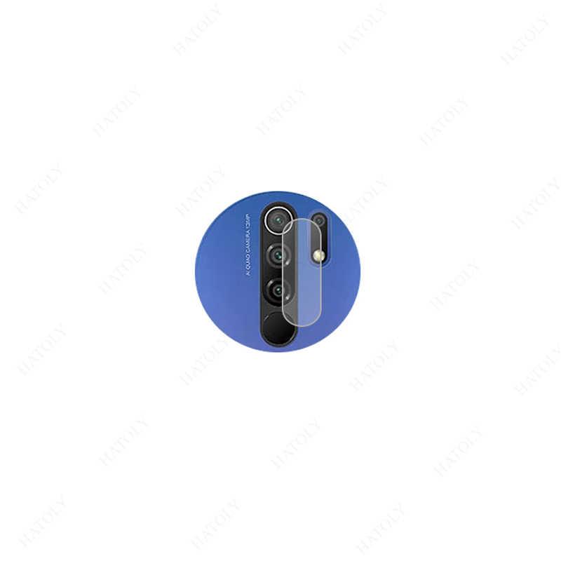 2 قطعة الزجاج ل شاومي Redmi 9 الزجاج المقسى ل شاومي Redmi 9A 9C نوت 9S 9 برو 8 7 8T 8A Poco X3 حامي الشاشة فيلم كامارا