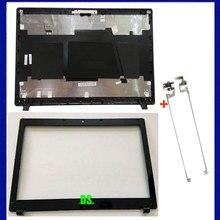 Wellendorff / ЖК-чехол с передней рамкой и петлей для ACER Aspire 5750 5750G 5755G задняя крышка+ передняя рамка+ набор петель Bl