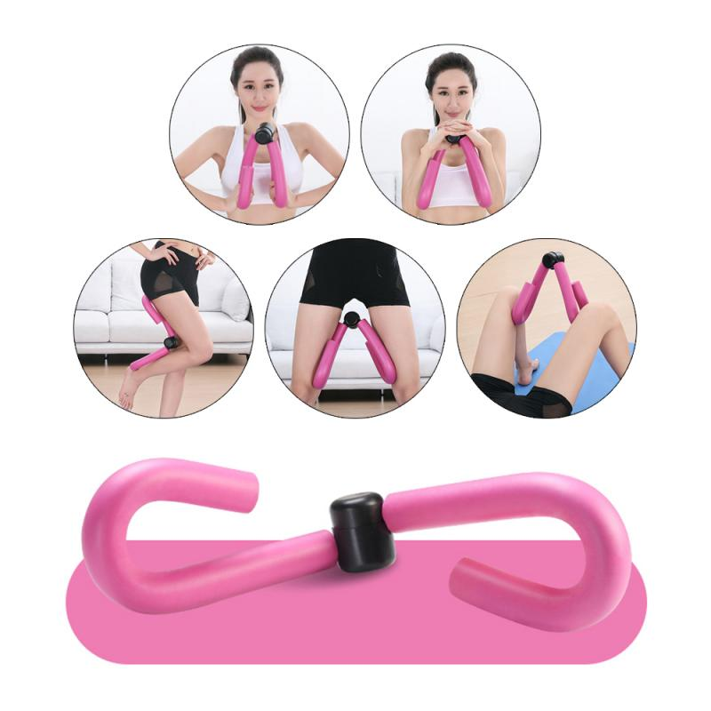 Multifunctional Legs Muscle Training Tool Hip Trainer Pelvic Floor Muscle Fitness Device Stovepipe Artifact Leg Body Exerciser