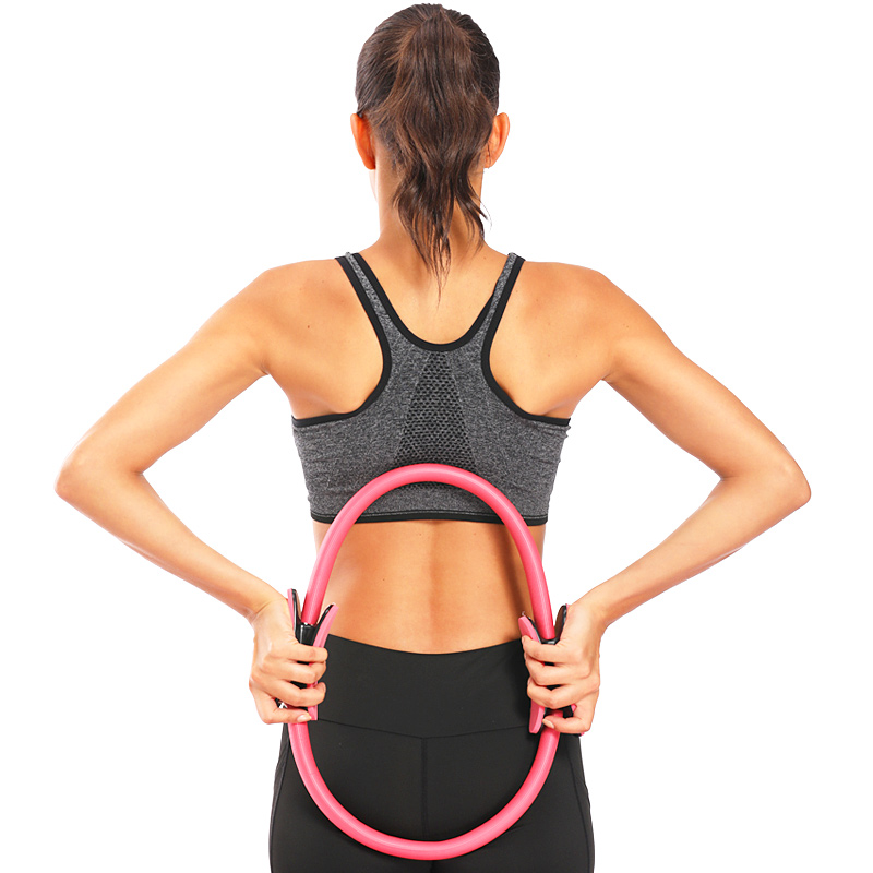 Home Pilate Circle Professional Sport Training Yoga Ring Magic Exercise Circle Women Workout Accessories Resistance Ring