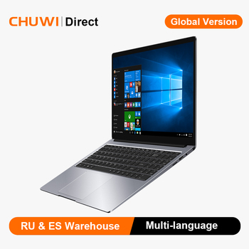 CHUWI AeroBook Plus Intel i5 Notebook 15.6 inch 4K IPS Screen Windows10 8GB RAM 256GB SSD Laptop