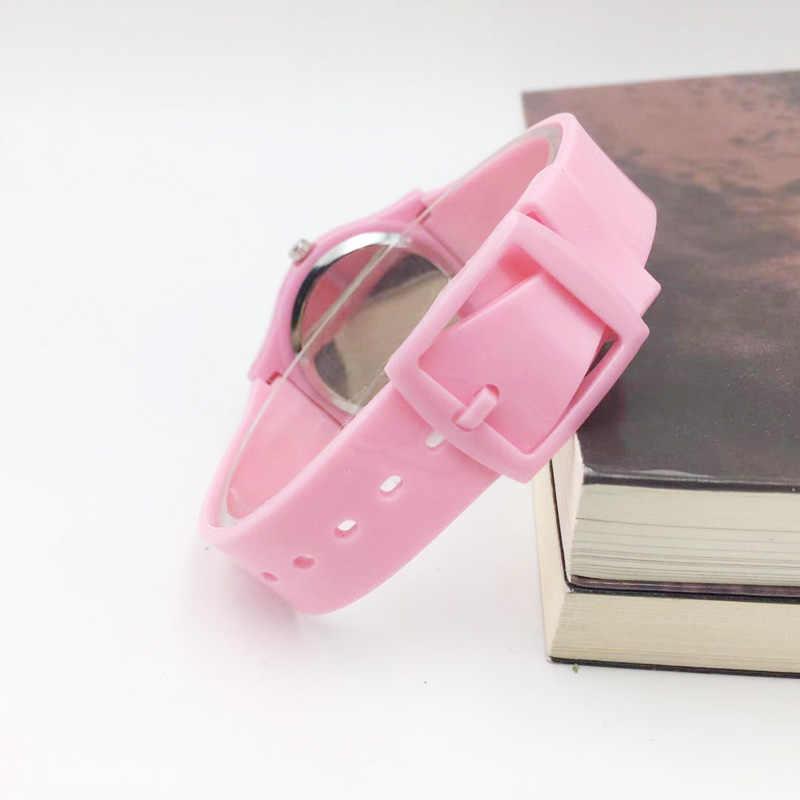 Montre à Quartz analogique pour enfants, montre-bracelet de sport pour garçons et femmes, tendance, cadeau