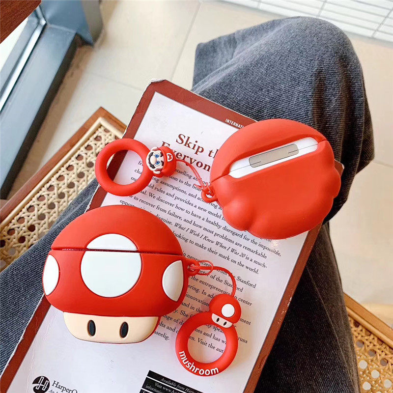 Cute 3D Silicone Case for AirPods Pro 191