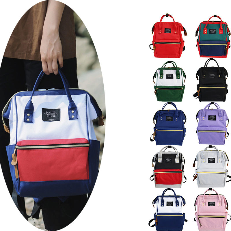 Hot Sale Diaper Bag Mummy Maternity Nappy Bag Outdoor Mom Backpack Nursing Baby Bag Mommy Travel Backpack Baby Care Handbag