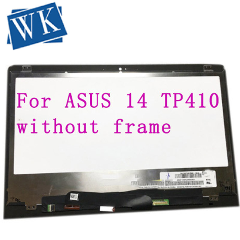 """14/"""" FHD LCD Touch Screen Assembly For Asus Vivobook Flip 14 TP410 TP410U TP410UA"""