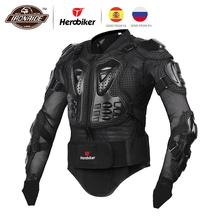 Herobiker Motorfiets Armor Beschermende Gear Motorjas Body Armor Racing Moto Jacket Motocross Kleding Protector Guard