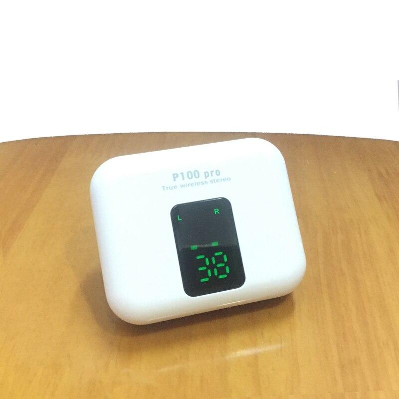P100 Pro True Wireless Stereo Earphone 4