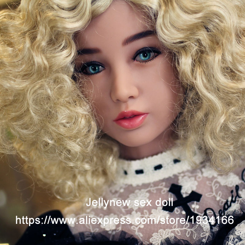 <font><b>sex</b></font> <font><b>doll</b></font> head,solid silicone love <font><b>dolls</b></font> for men,real skin,oral depth 15cm,For body height:<font><b>135</b></font>,140,145,153,158,161,163,165,168 cm image